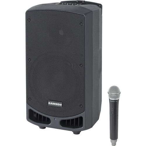 Samson Expedition XP310w Portable PA System, Band D