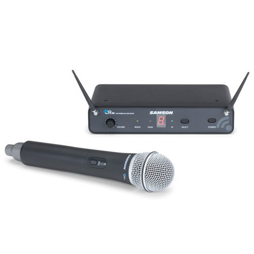 Samson Concert 88 Wireless Handheld Microphone System - D Band
