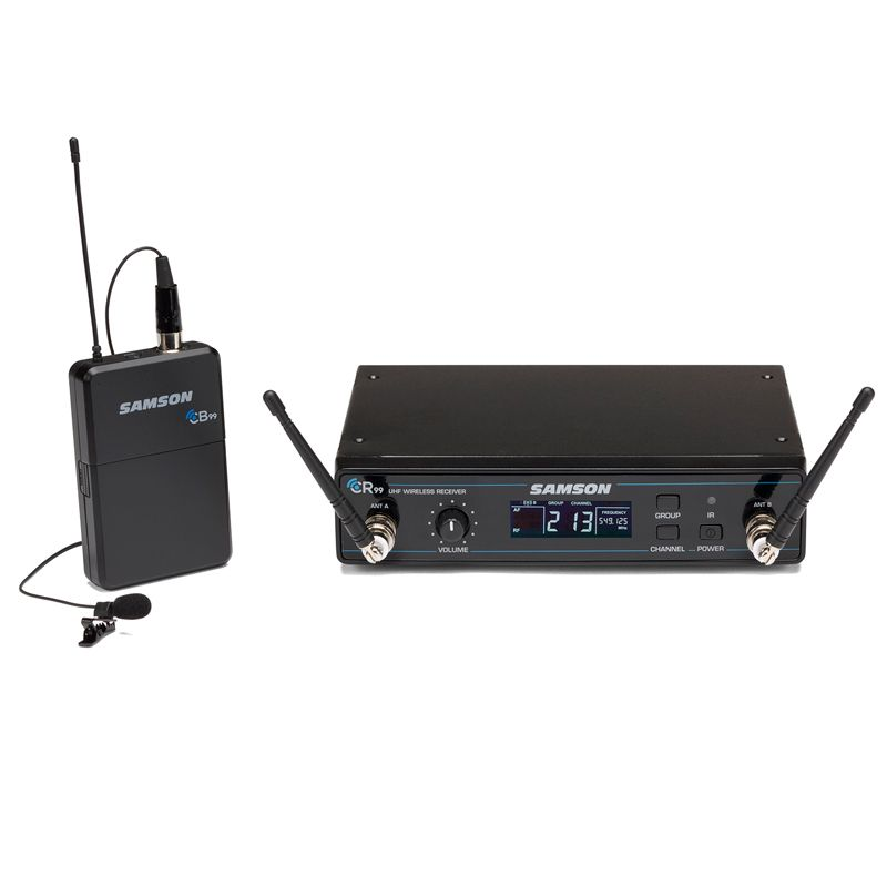 Samson Concert 99 Presentation Wireless System - K Band