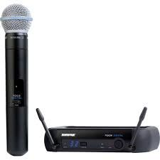 Shure PGX Digital PGXD24/SM58 Wireless Microphone System