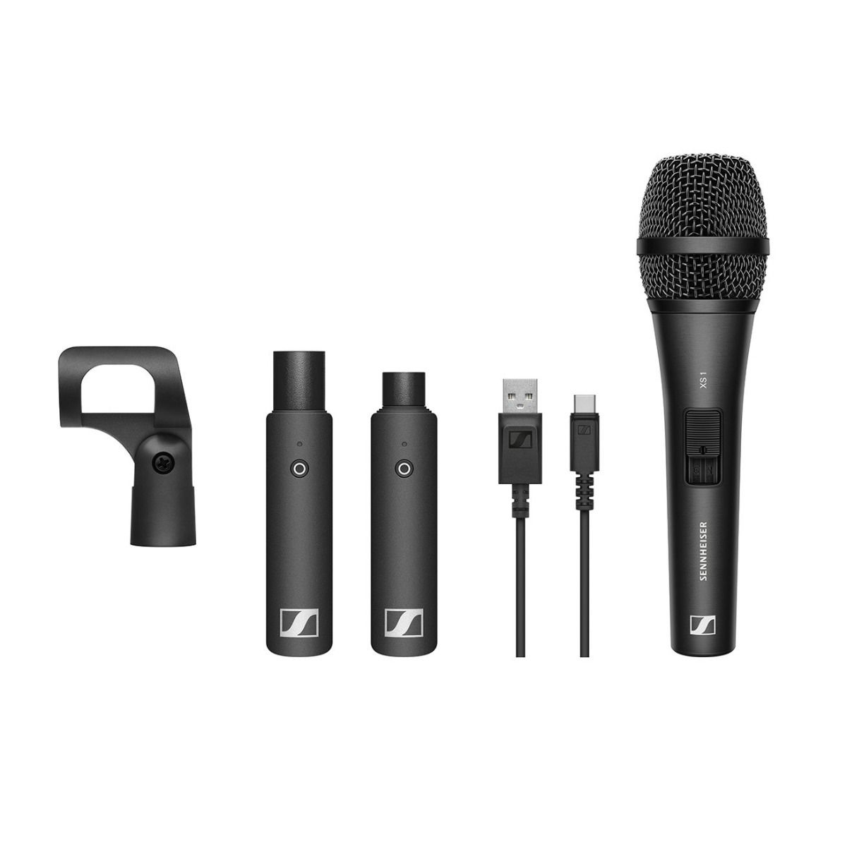 Sennheiser XSW-D Vocal Set - Digital Handheld Wireless System