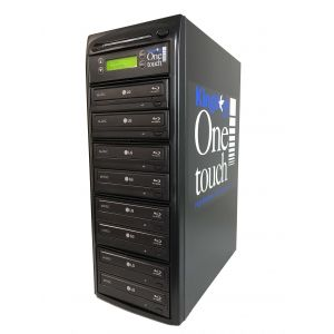 Kingdom One Touch Blu Ray Duplicator _7