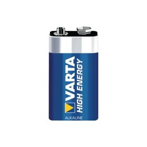 Varta 9 Volt Alkaline Battery - Buy 12, Get 12 Free