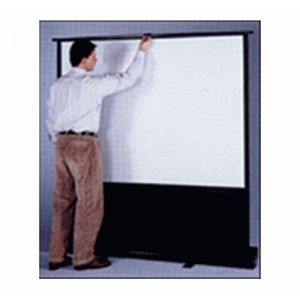 Deluxe Insta-Theater Diagonal 80 Inch Screen