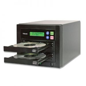 Teac 16X DVD Duplicator - 1 Copy - No Hard Drive