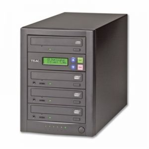 Teac 16X DVD Duplicator - 3 Copy w/ 160GB Hard Drive