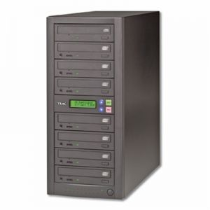 Teac 16X DVD Duplicator - 7 Copy with 160GB Hard Drive
