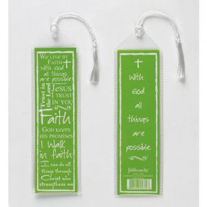 Bookmark - Faith 1 pack of 12