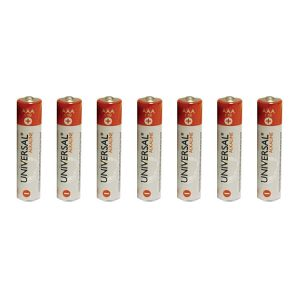 Universal AAA Alkaline Battery - 50 Pack