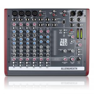 Allen and Heath Multipurpose Mixer with USB