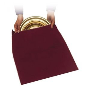 Offering Plate Storage Bag for 12 Inch Offering Plates
