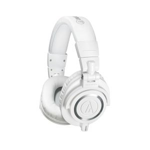 Audio-Technica ATH-M50x White Headphones