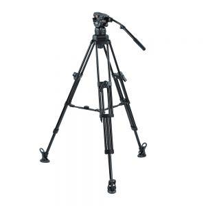 AVTronics Fluid Head Tripod