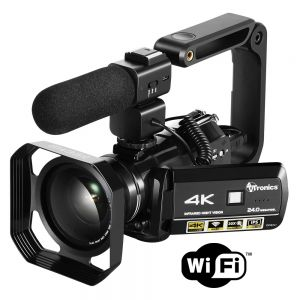 4K Camera Package With Accessories