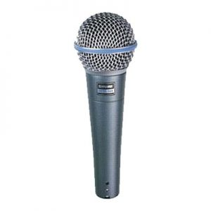 Shure Beta 58A Handheld Vocal Microphone