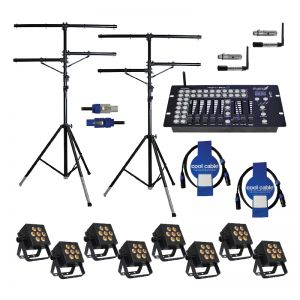 King Ultralight Portable Lighting Systems Deluxe Package