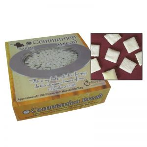 Oven-Baked Communion Bread- 500 pieces