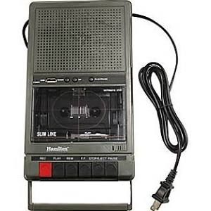 Hamilton Buhl HA-802 Cassette Player and Recorder_1