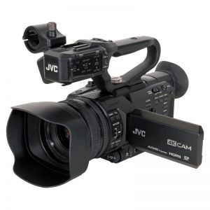 JVC GY-HM250 UHD 4K House of Worship Streaming Camcorder