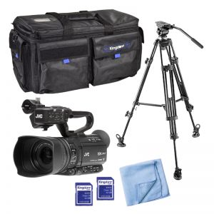 JVC GY-HM180U Shooter Pack