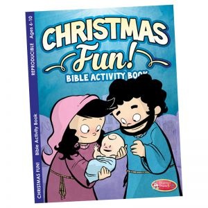 Christmas Fun! Bible Activity Book