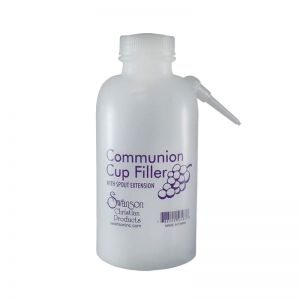 Communion Cup Filler Squeeze Bottle - 16oz