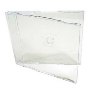 7mm Clear CD Jewel Case