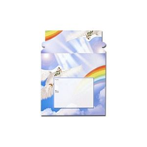 Dove and Rainbow CD/DVD Gift Mailer