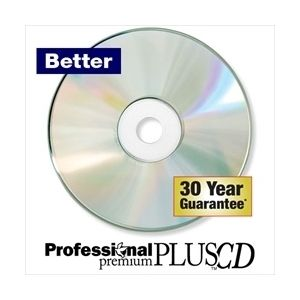 Kingdom Professional Premium Plus CDs - 100 Pack