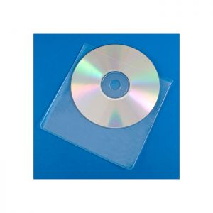 CD Clear Vinyl Sleeves No Flap