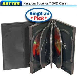 Kingdom Superior DVD Cases
