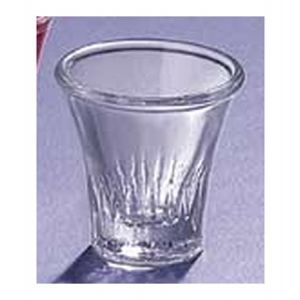 Crystal Clear Communion Glasses