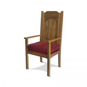 Celebrant Chair - Oak