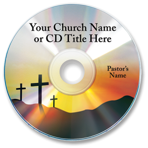 On-Disc Printing - CDs and DVDs - Full Color