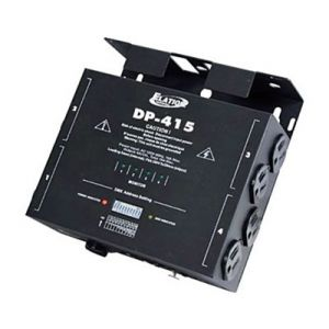 Elation DP-415 Dimmer/Switch Relay Pack - 4 Channel