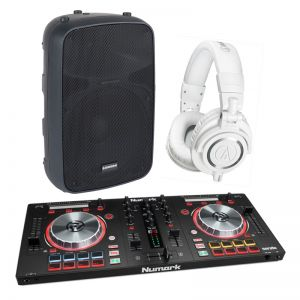 DJ Starter Kit w/ Free Headphones