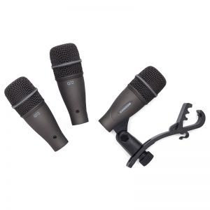 Samson Drum Kit Microphones_4