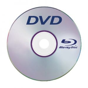 25GB Bluray Disc in Jewel Case