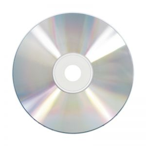 Silver Thermal CD-R