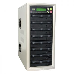 7 Bay CD DVD Duplicator