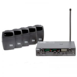Assisted Listening System 5 Receivers