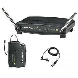 Audio-Technica ATW-901A System 9 VHF Wireless Unipak System