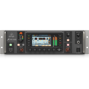 Behringer X32 Rack 32-Channel Digital Mixer - Rack-mount