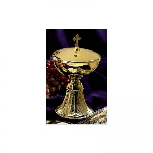 Best Selling Ciborium with Cross Top