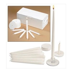 Candlelight Service Candle Kit for 120 People
