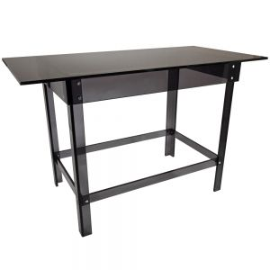KINGDOM ACRYLIC COMMUNION TABLE SMOKEY