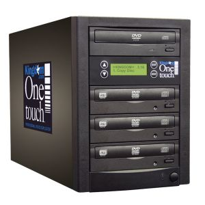 Kingdom One Touch 3 Copy DVD 24X CD 48X Duplicator