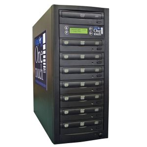 Kingdom One Touch 7 Copy DVD 24X CD 48X Duplicator