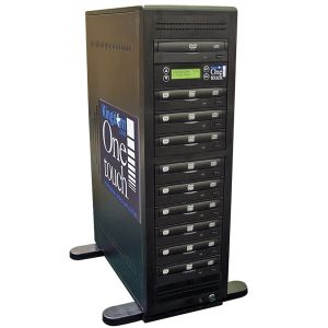 Kingdom One Touch 9 Copy DVD 24X CD 48X Duplicator