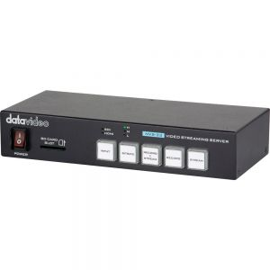 Datavideo H.264 Video Streaming Encoder and MP4 Recorder